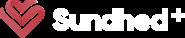 Sundhed<sup>+</sup> logo